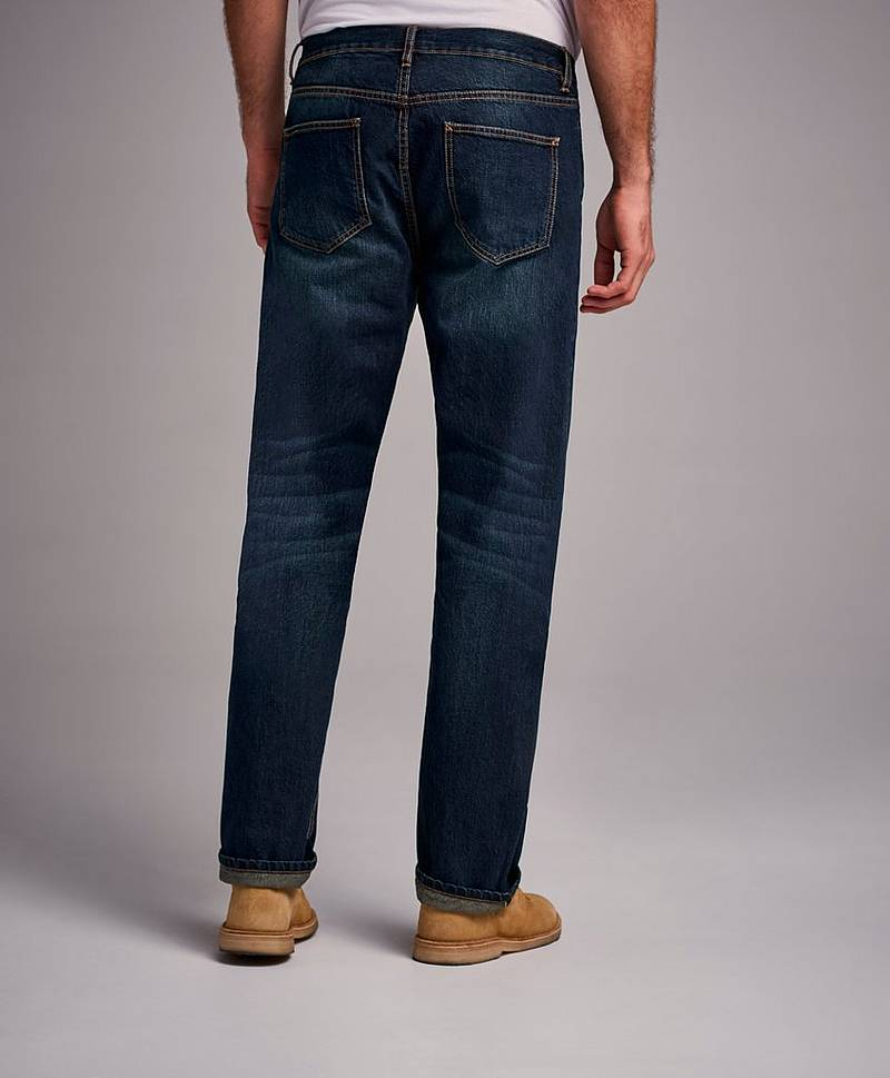 Selvage Jeans