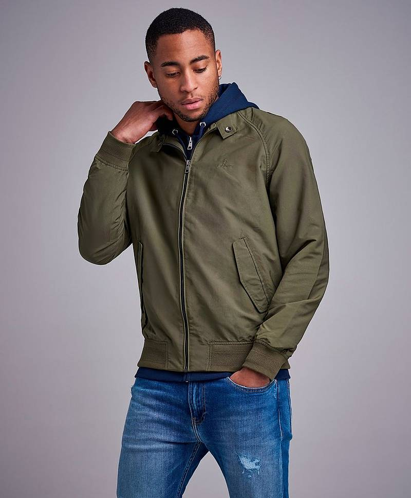 The Urban Oxford Jacket