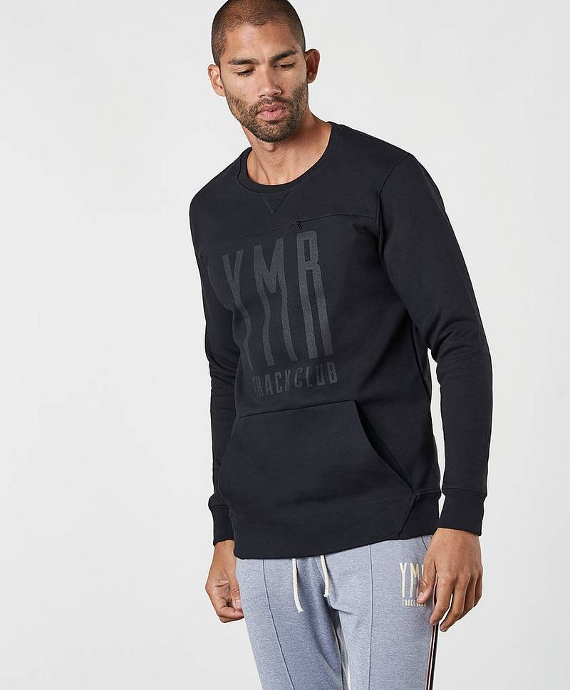 Jumping Pocket Sweatshirt