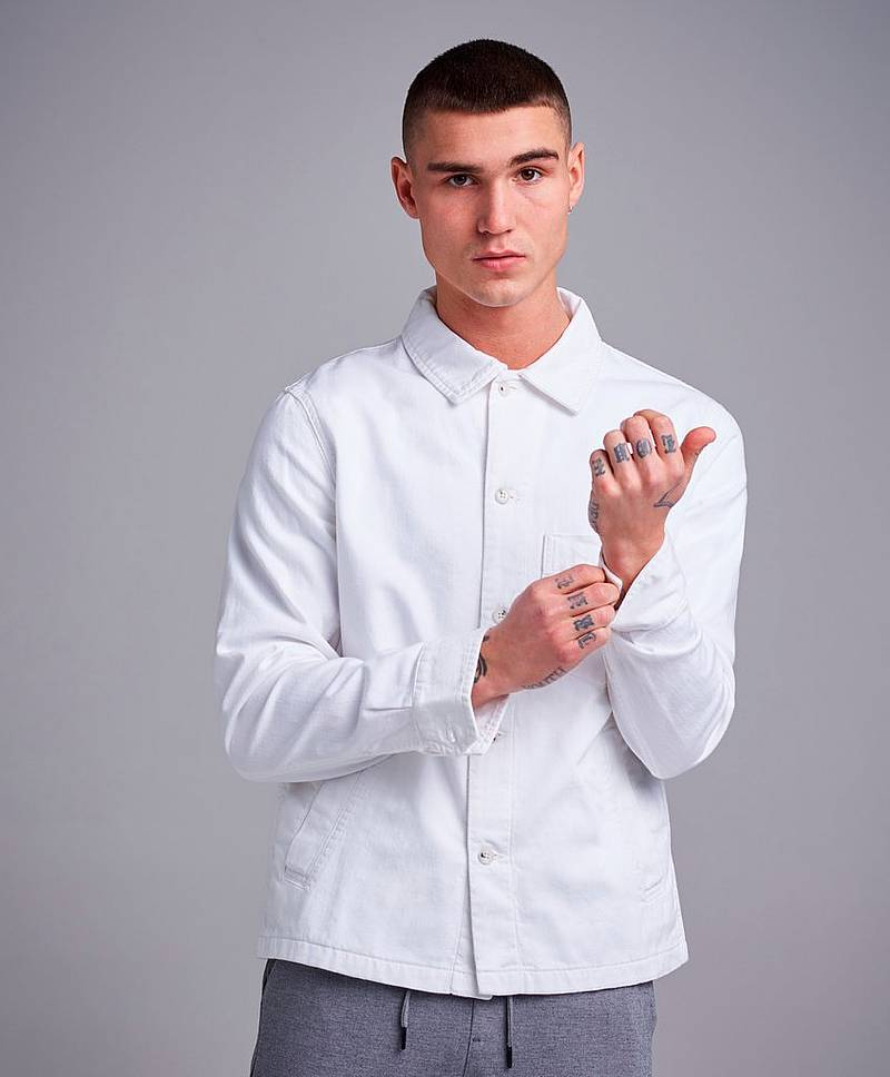 Fleet Overshirt
