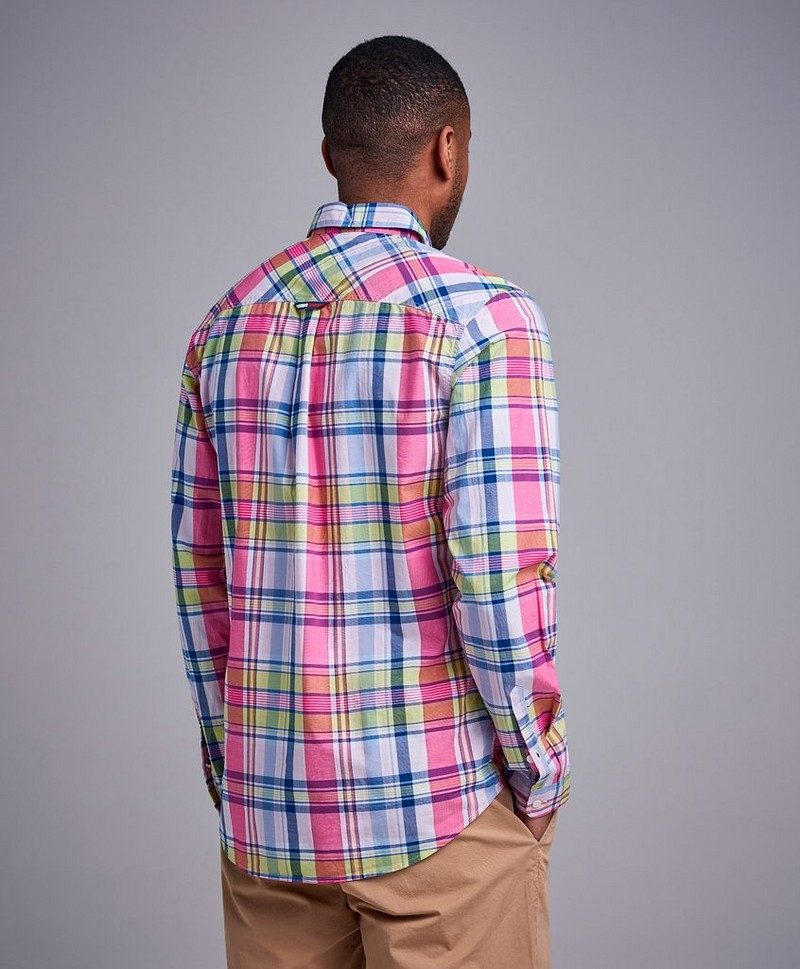 TJM Essential Big Check Shirt
