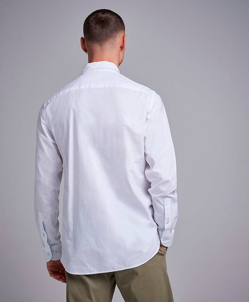 Organic Oxford Shirt