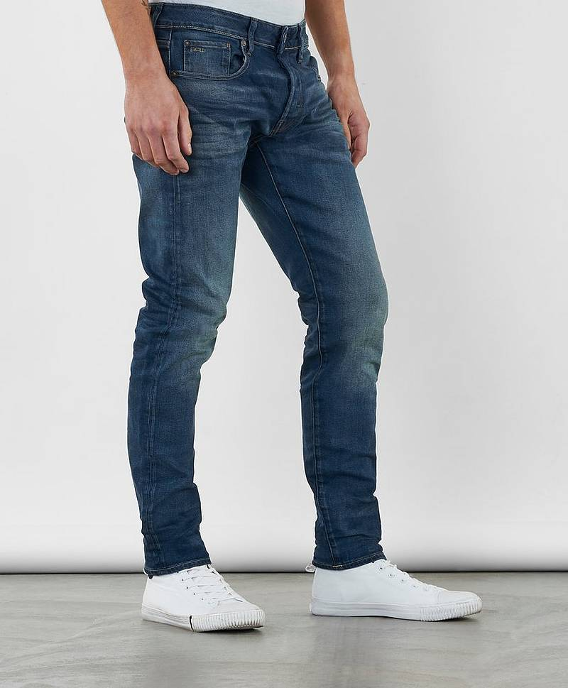 3301 Slim Tapered
