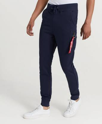 Bilde av Alpha Industries Joggers X-fit Pant Blå