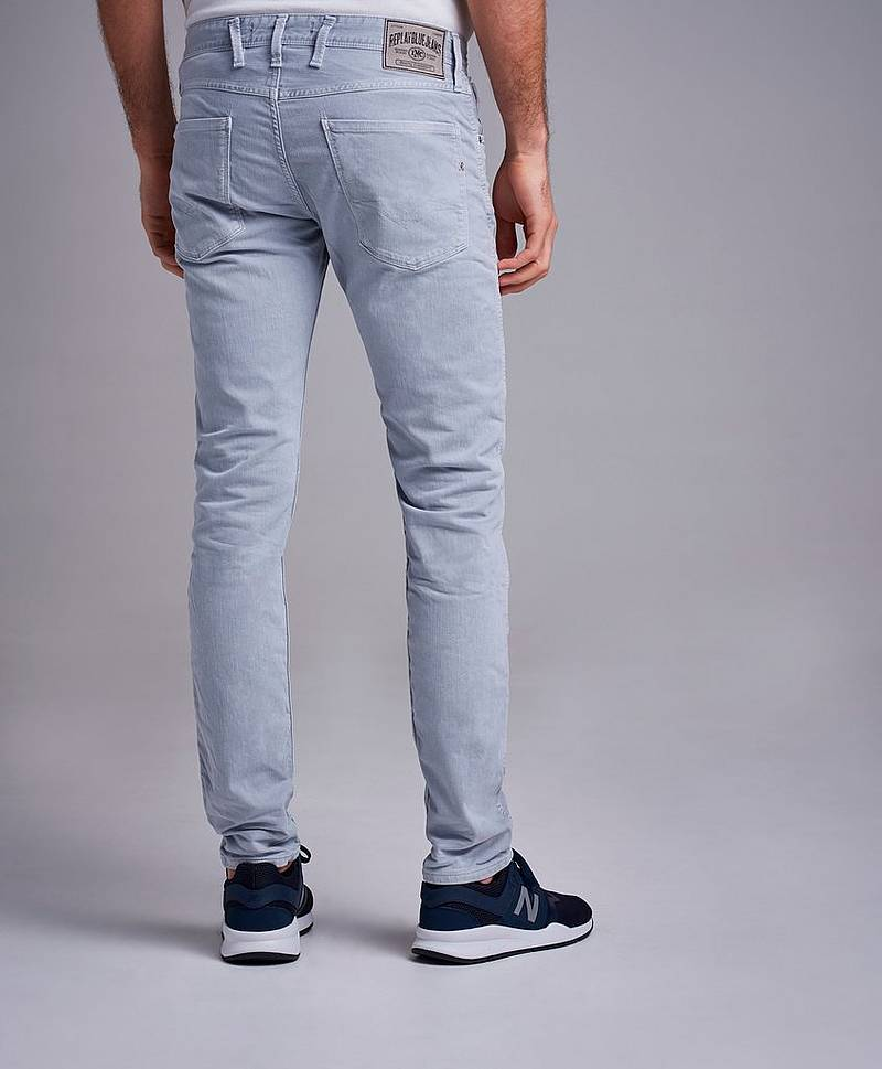 Anbass Colur Denim Grey Wash