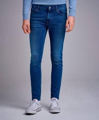 Tiger Of Sweden Jeans Jeans Evolve Sole Blå