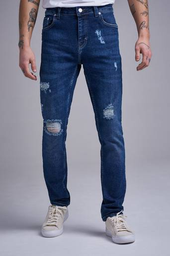 Just Junkies Jeans Sico DOB Blå