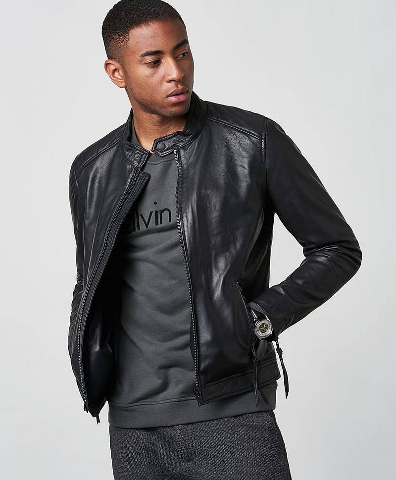 Brooklyn Leather Jacket