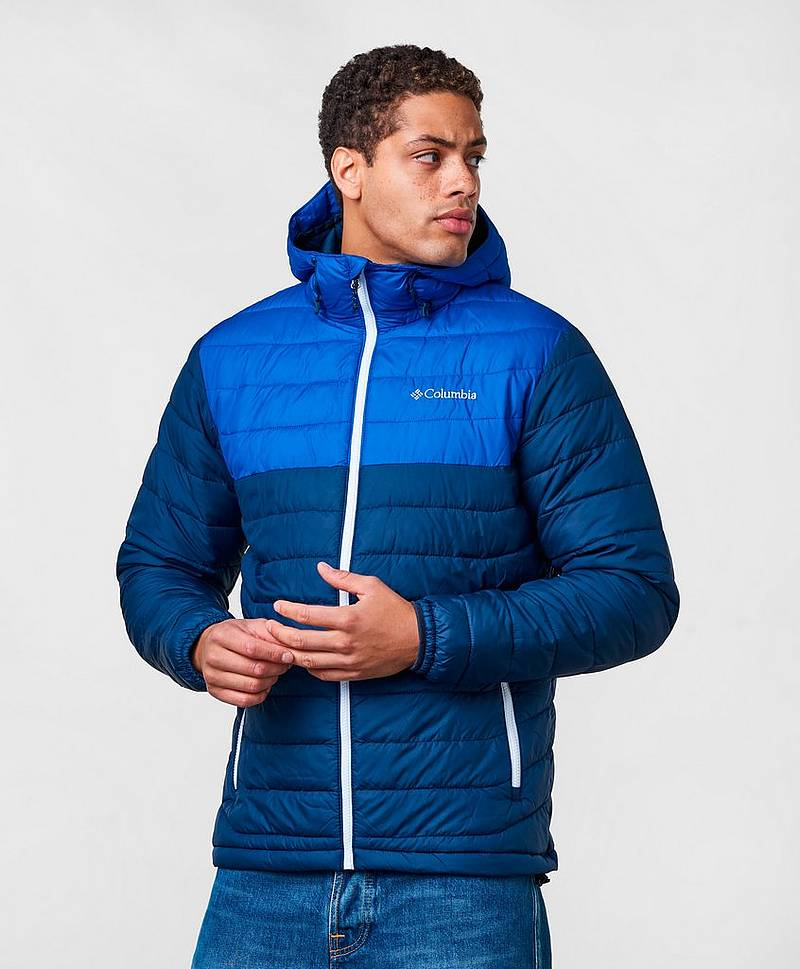 Powder Lite Hooded Jacket