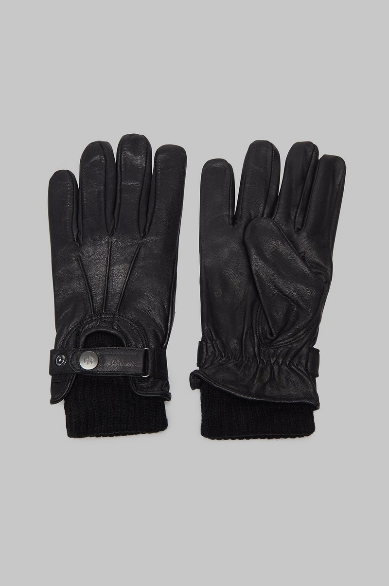 Handskar Alex Leather Glove