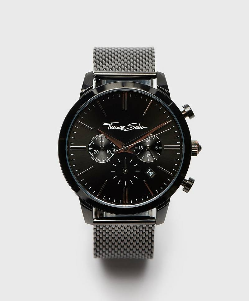 WA0291 Eternal Rebel Chrono Mesh