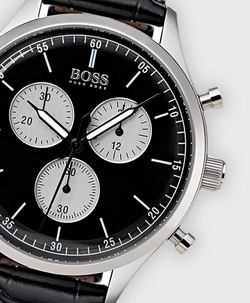 Klokke Hugo Boss The James Watch