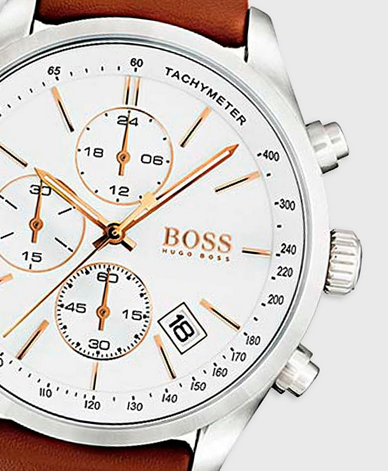 Klocka Hugo Boss Companion Watch