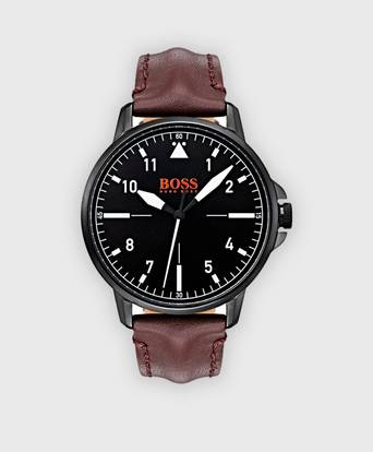 BOSS Boss Chicago Watch Svart thumbnail