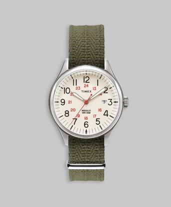 Timex Archive Klocka Pioneers Grön