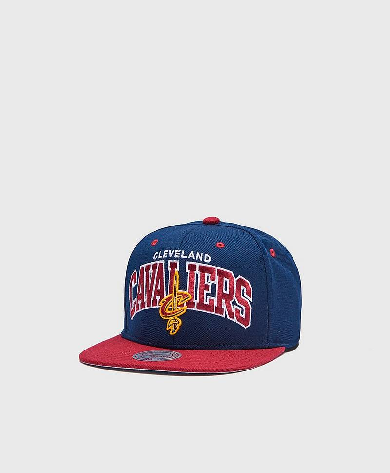 Team Arch Snapback Cleveland