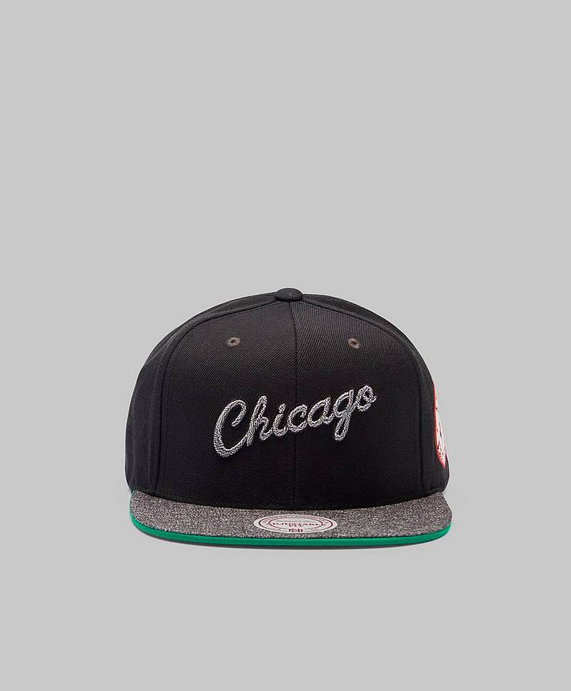 Patch Snapback Chicago Bulls