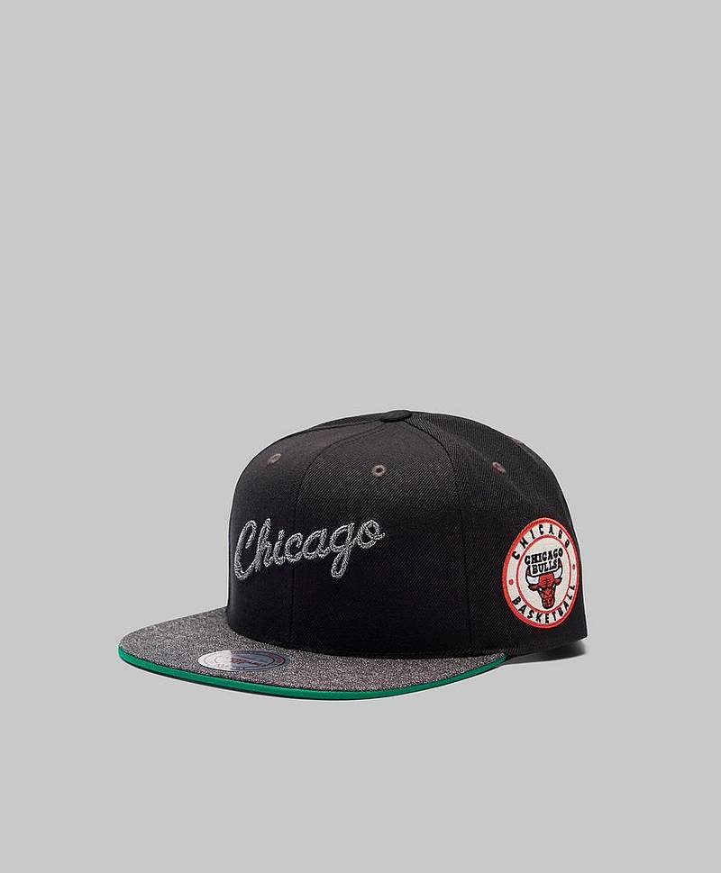 Keps Patch Snapback Chicago Bulls