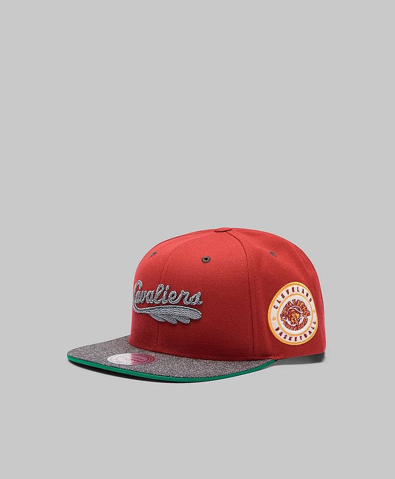 Patch Snapback Cavaliers