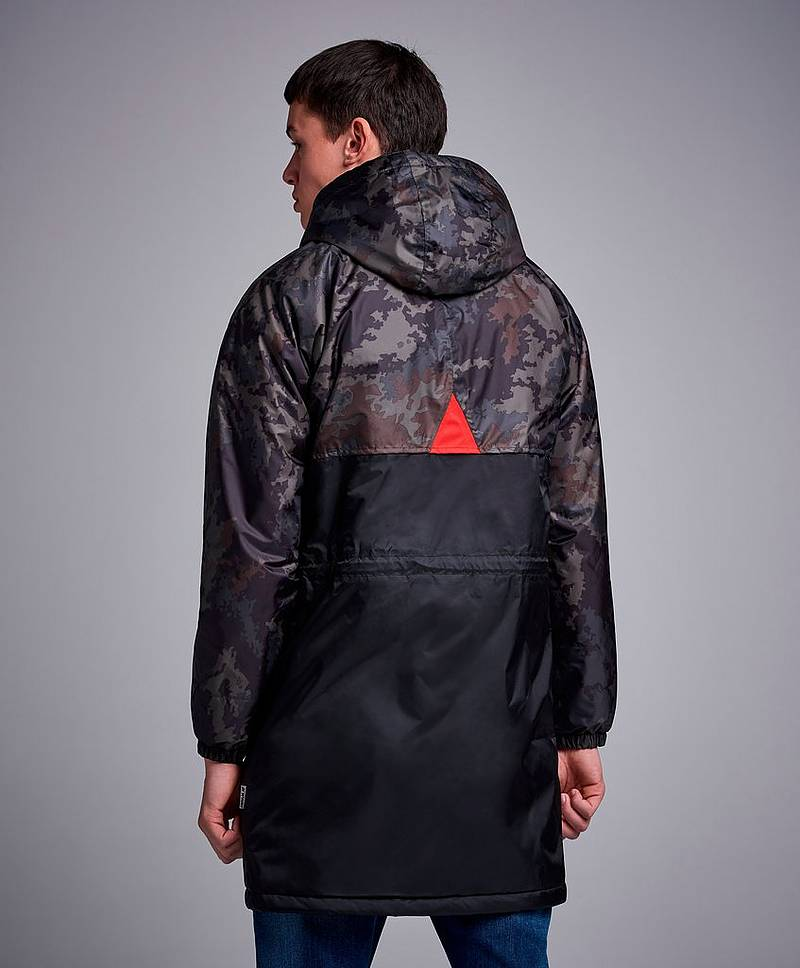 Parkas Remix 175 Padded Graphic