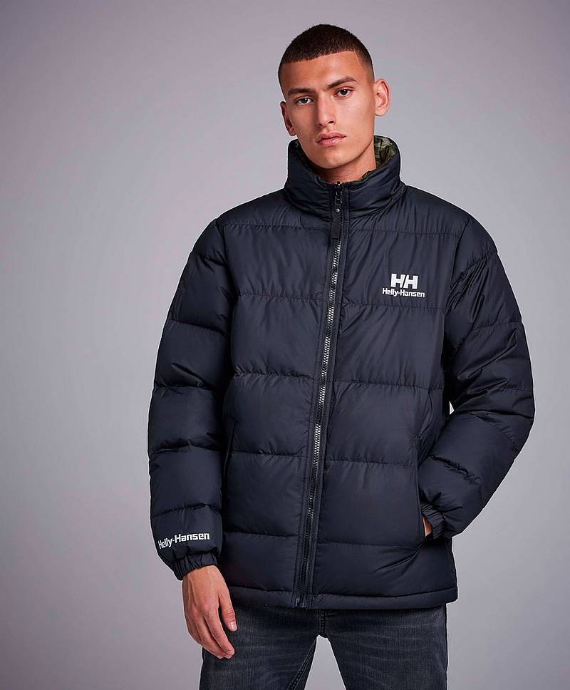 HH Reversible Down Jacket