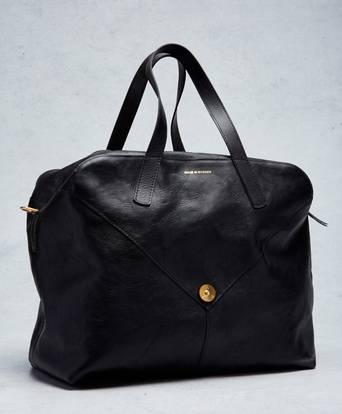 P.A.P Weekendbag Glenn Sports Bag Svart