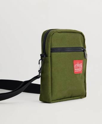 Manhattan Portage City Lights Bag Grön