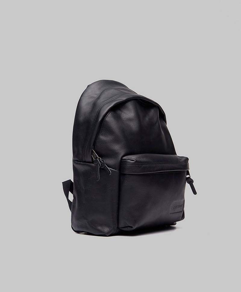 Ryggsekk Padded Pak'r Ink Leather