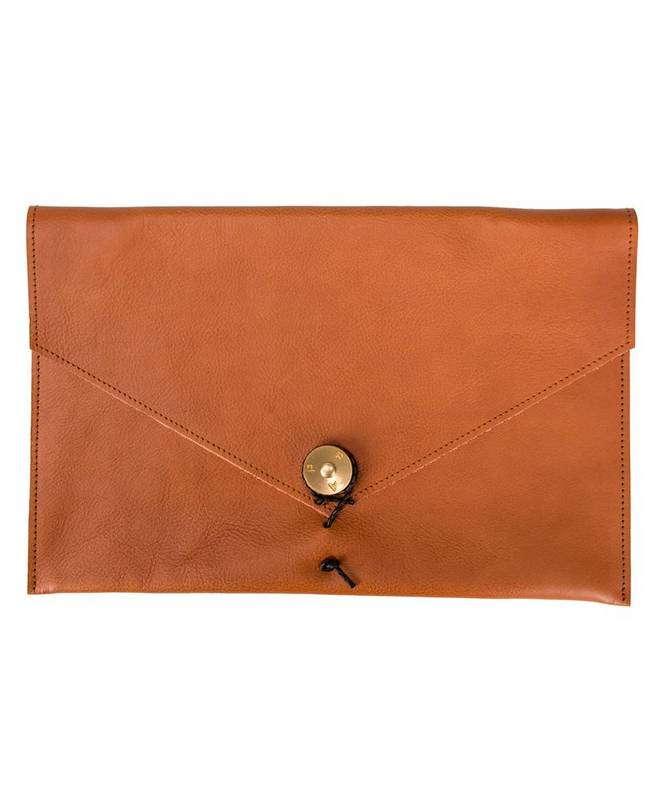 """Kungsten Leather Laptop Cover 12"""""""