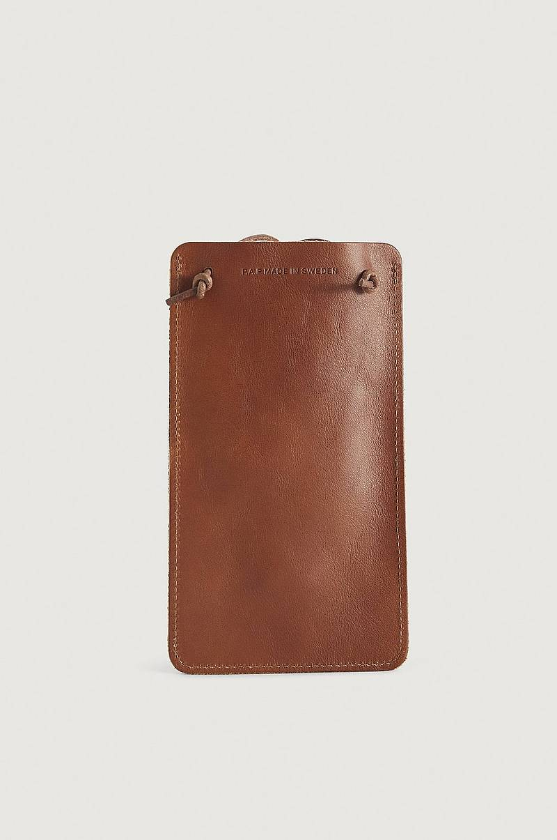 Klippan Leather iPhone Plus Cover
