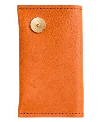 P.A.P Martin Card Wallet Brun