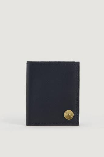 P.A.P Plånbok Gunnar Note Wallet Svart