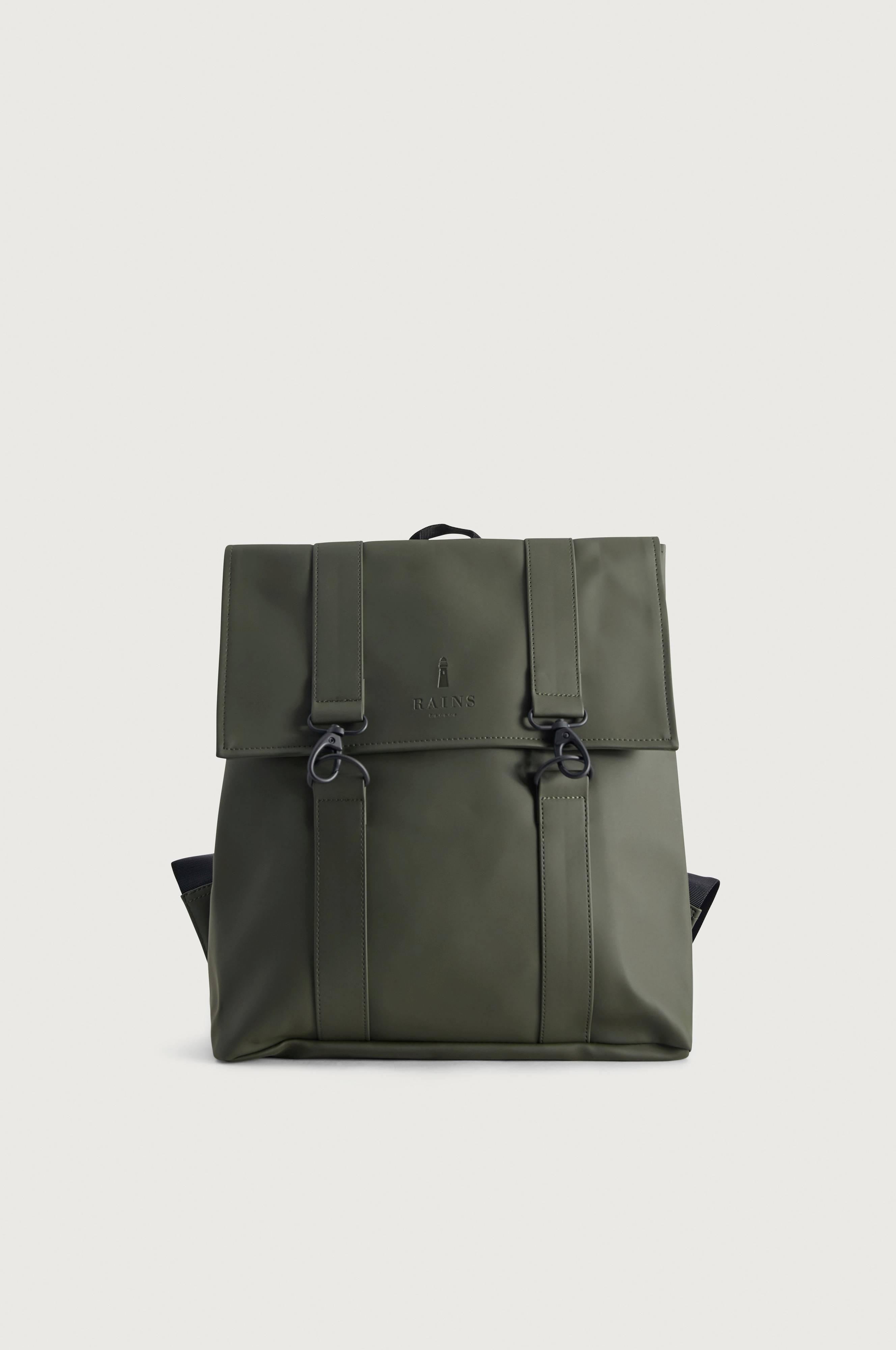 Rains Ryggsekk Backpack Blå Accessories Stayhard.no