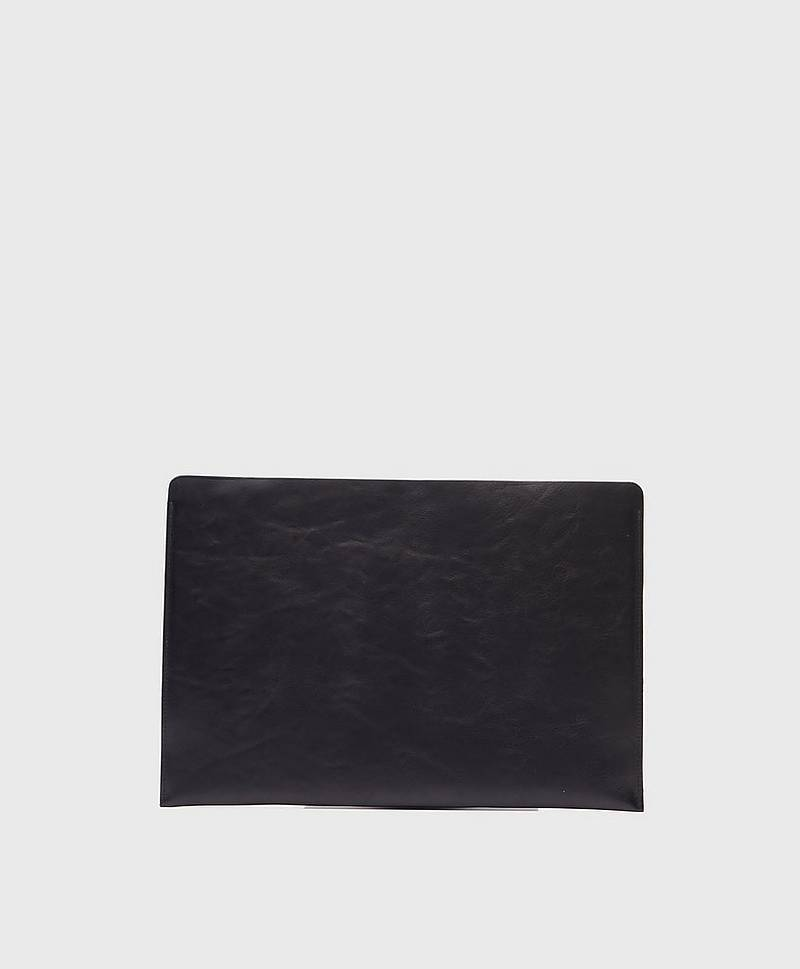 "Mark Laptop Case 13"" Leather/Suede"
