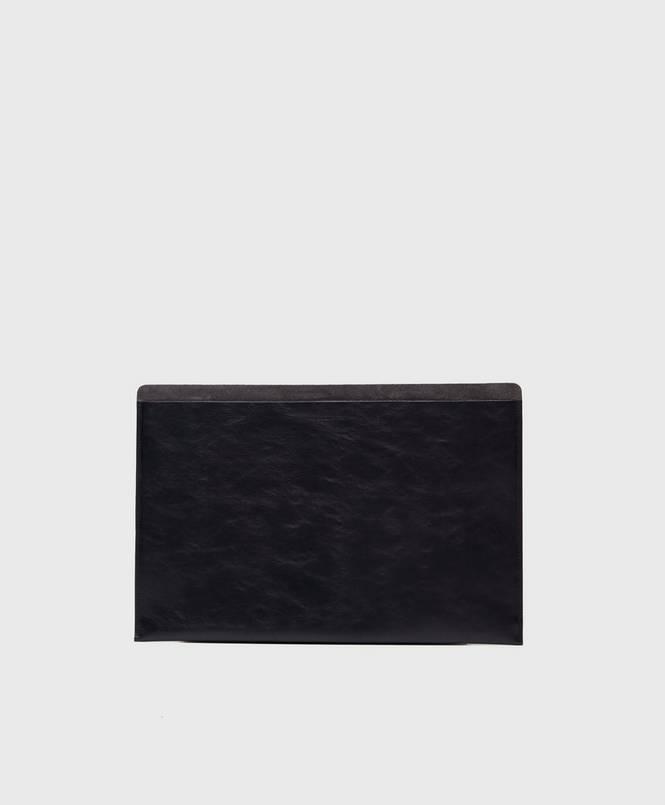 """Lompakko Mark Laptop Case 15"""" Leather/Suede"""