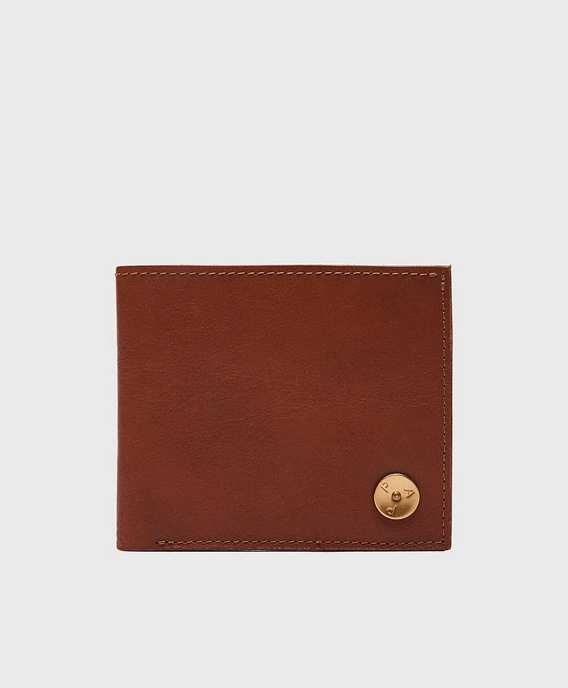 Lommebok Albin Classical Wallet Leather