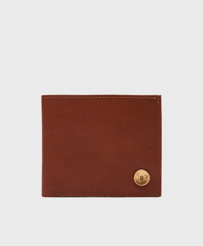 Lompakko Albin Classical Wallet Leather