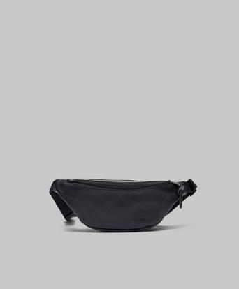 Eastpak Axelremsväska Springer Bag Ink Leather Svart