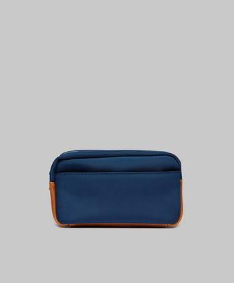 Steele & Borough Necessär 21 Century Washbag Blå
