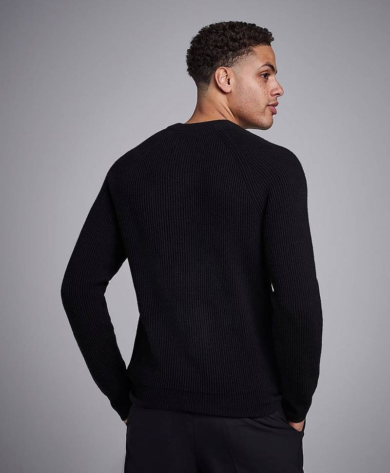 Institutional Wool Sweater