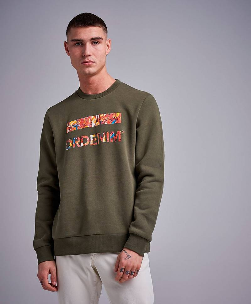 Sweatshirt Adrian Sweater Small