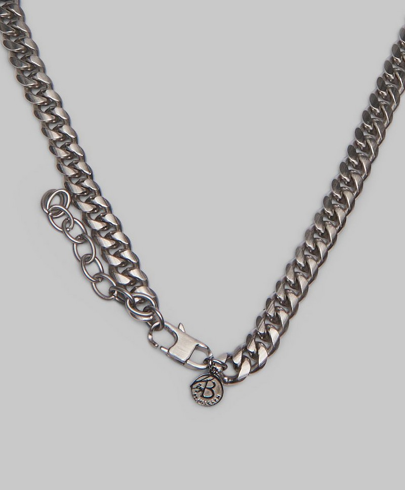 Halskjede Necklace 9118 Stainless Steel