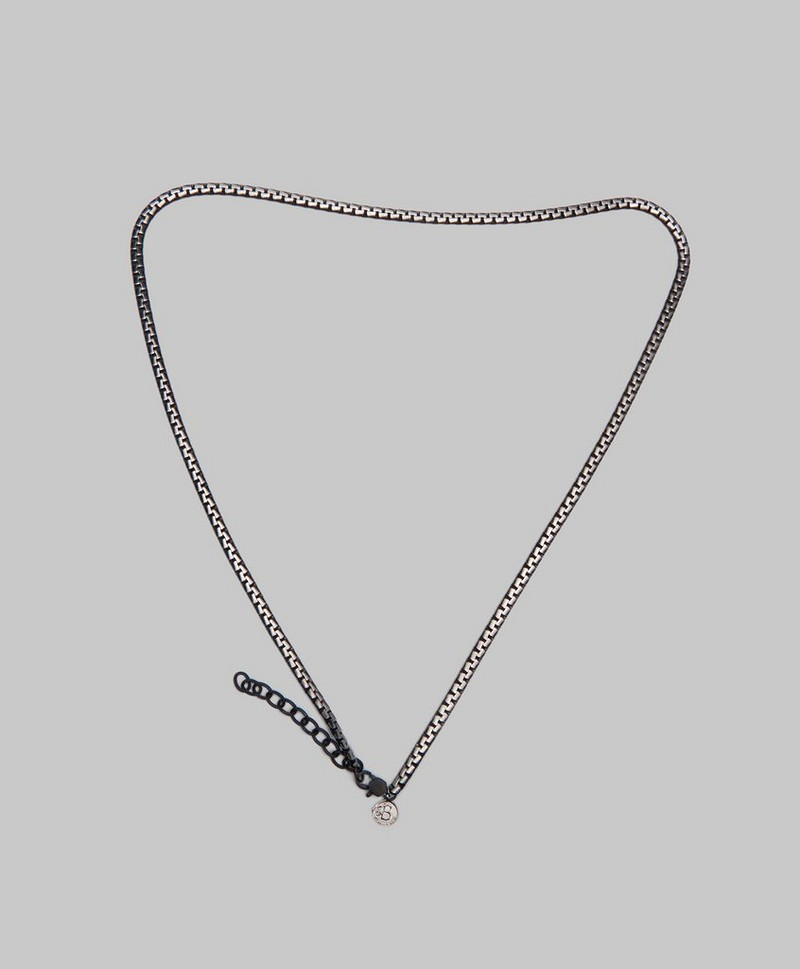 Halskjede Necklace 9119 Stainless Steel