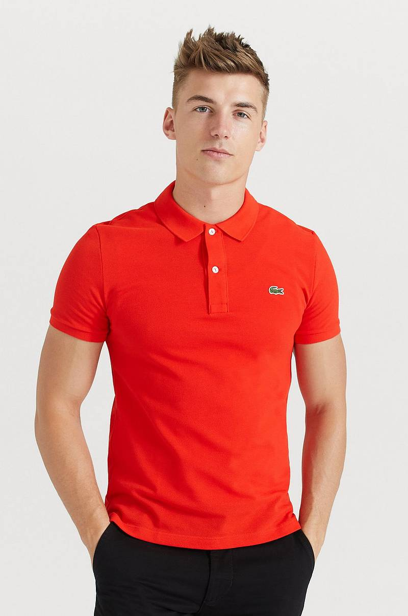 Pikétrøye Slim Fit Polo Piké