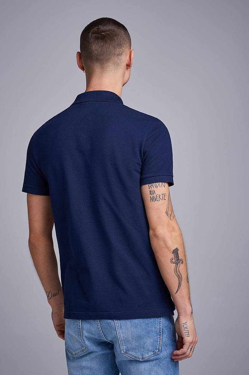 Pikétröja Slim Fit Polo Piké