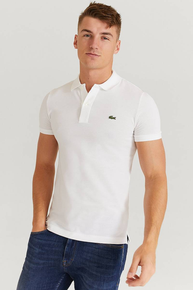 Slim Fit Polo Piké