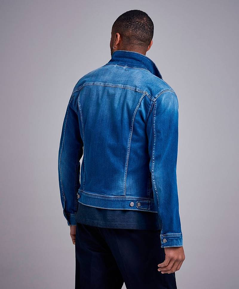 Hyperfelx Denim Jacket Light Used