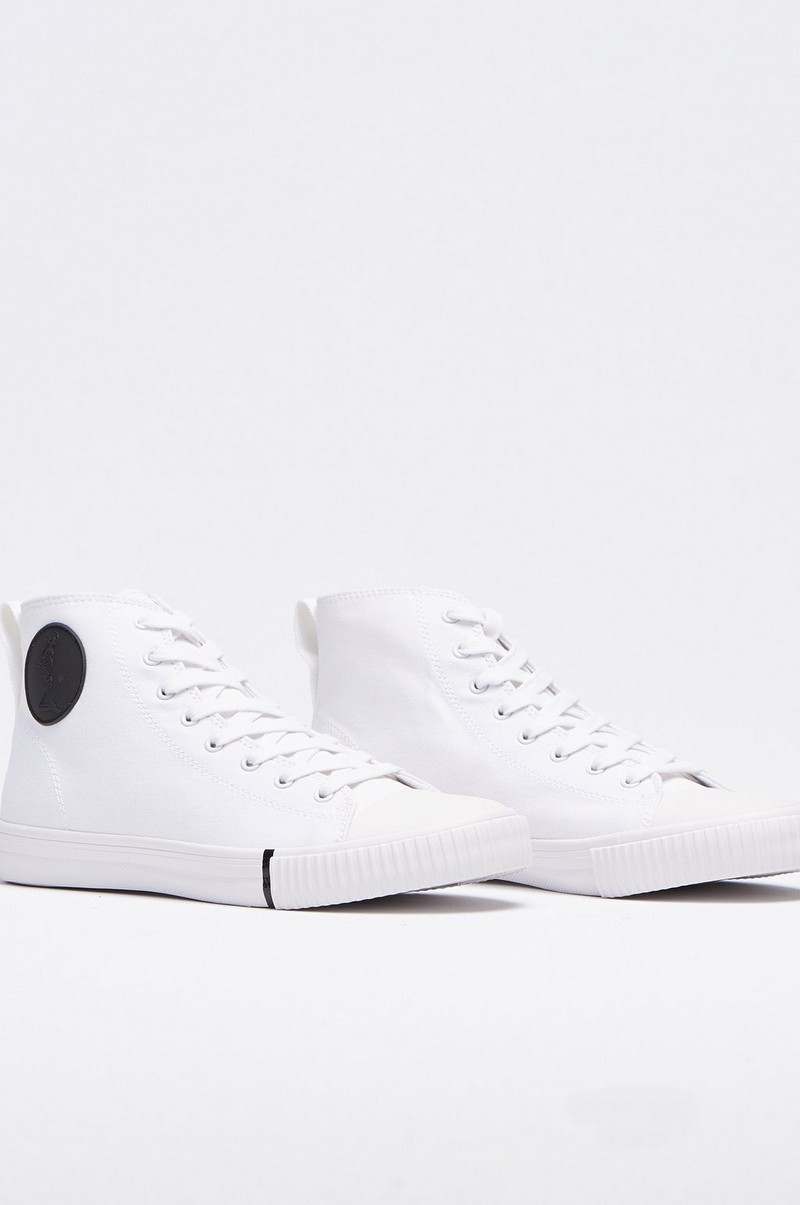 Sneakers Skeleton Highrise Sneaker