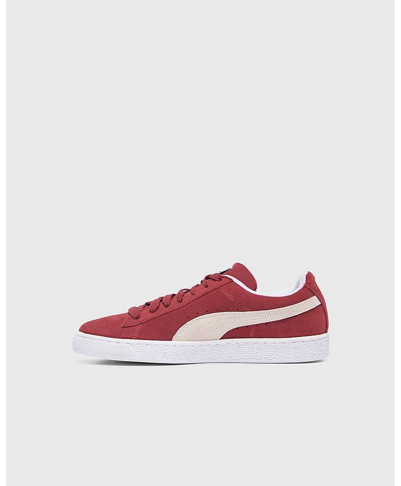 Sneakers Suede Classic+ Cabernet