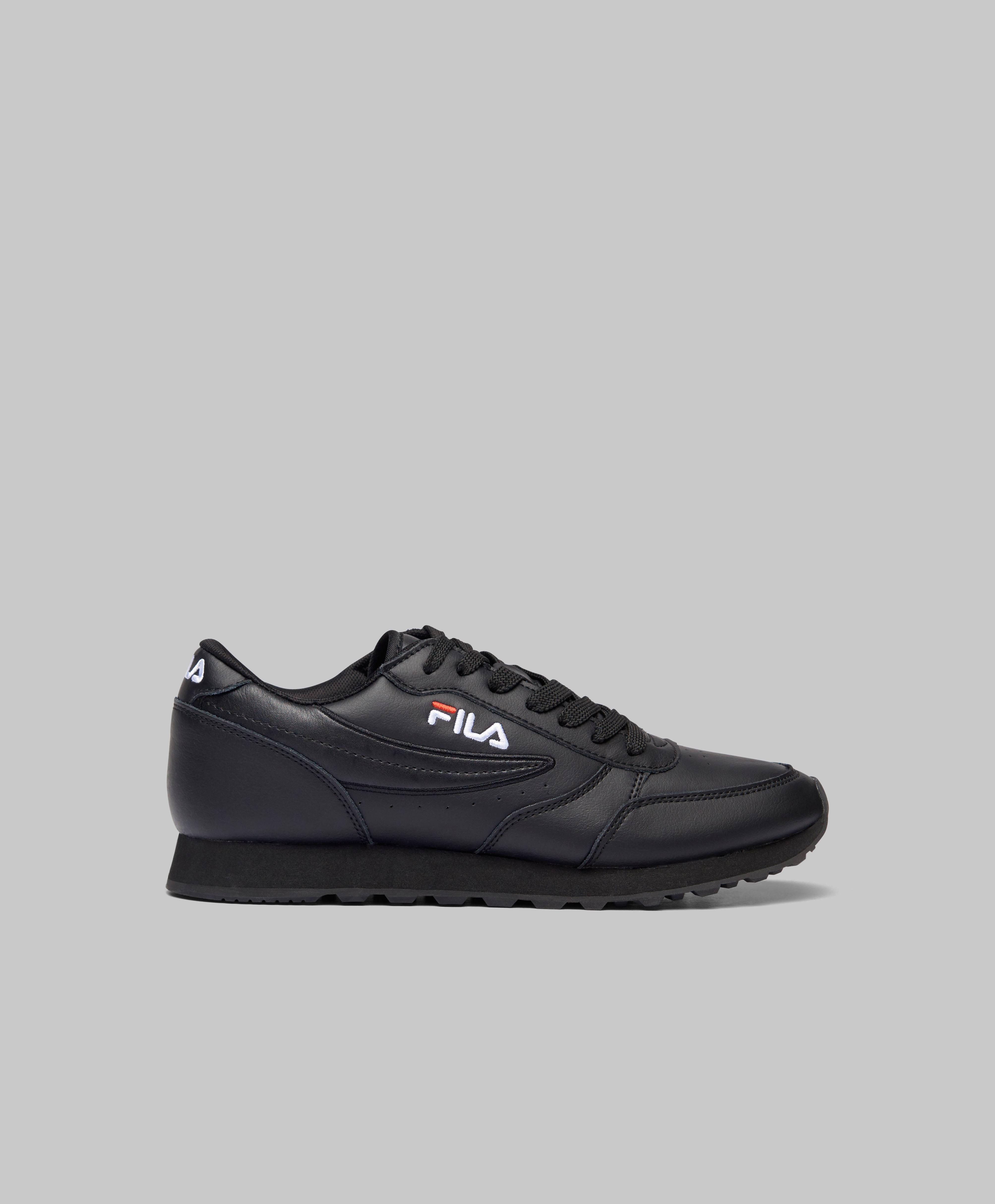 FILA Sneakers Orbit Jogger Low Svart Sko Stayhard.no